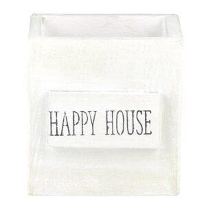 """Happy House"" Nesting Box"